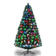 5 6 7 Artificial Christmas Tree W Solid Metal Legs