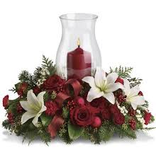 39 best Christmas Flowers And Centerpiece images on Pinterest