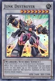 junk warrior structure deck synchron extreme yugioh online