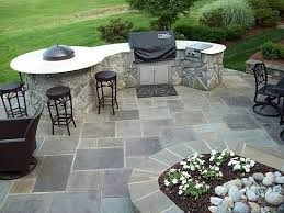 Stone Patio Bar Ideas Pics by 20 Best Stone Patio Images On Pinterest Stone Patios Flagstone