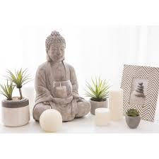 boudha coupe buddha dekoration zen dekoration buddha deko
