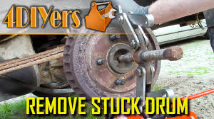 5 Ways How To Remove A Stuck Brake Drum - YouTube Brake Drum Rear Iap Dura Bd80012 Ctckbrakedrumshdware Fuwa Truck Suppliers And Outdoor Stove Made From Old Brake Drums Lh Left Rh Right Pair Set For Ford E240 E350 F250 Potbelly Heater 13 Steps With Pictures Amazoncom Acdelco 18b607a Advantage Automotive 1942 Chevrolet 15 2 Ton Truck Rear Drum Wanted Car Conmet Consolidated Metco Trucast Drums Nos 10030774 Hdware Excursion Sale Shed Pot Belly Wood Get The Best In