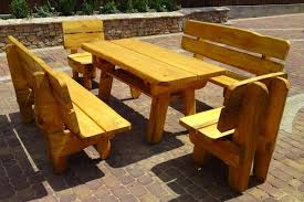enchanting wood patio chairs ideas u2013 wood patio dining set diy