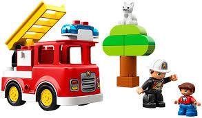 100 Lego Fire Truck Instructions LEGO 10901 Duplo