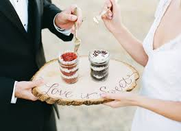Elegant Rustic Winter Wedding Inspiration Featured On 100 Layer