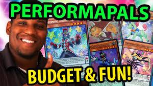 Fun Yugioh Deck Archetypes by Yugioh Performapal Deck 2017 Budget U0026 Fun Youtube