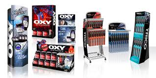 In Store Product Displays And Merchandisers