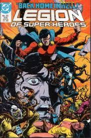 Legion Of Super Heroes Comic Books For Sale Buy Old At NewKadia