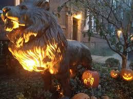Singing Pumpkins Grim Grinning Pumpkins Projector by Singing Pumpkins Hologram Ghost Face U0026 More