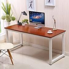 HLC Home fice Workstation puter Desk Set with Cabinet Drawers