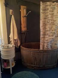 primitive bathrooms primitive bathroom decorating ideas from
