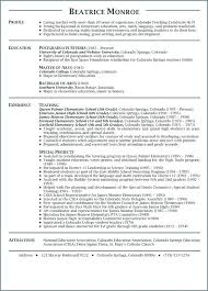 Sample Resume For Computer Science Lecturer Post Format In How To Write Great Supplemental Essays Objectives