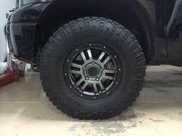 ficial Tundra Wheel and Tire Setups Pics and Info