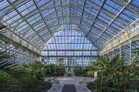 100 Glass House Project Donald Insall Associates Temperate Restoration