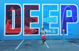 Deep Ellum Wall Murals exploring dallas u0027 deep ellum street art paradise with perrier i
