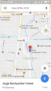 Guesthouse Jogja Backpacker Home Yogyakarta Indonesia