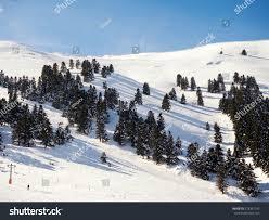 100 Kalavrita Ski Resort Slopes Trees On Stock Photo Edit Now