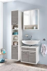 bad spiegelschrank schrank badezimmerspiegel 57cm badschrank