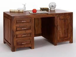 bureau teck massif bureau bois massif bureau bois massif design plateau bureau bois