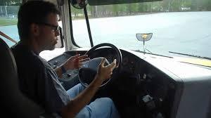 24 air brake test school bus class b cdl youtube
