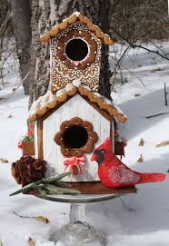 Our Gingerbread Birdhouse Inspiration Challenge Came To Life With Sweet Little Birdhouses Sitting Atop Cupcakes Hanging From Branches And