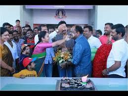 Jyothika Surya with Daughter & Son 36 Vayadhinile s Director