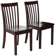 100 Dining Chairs For Obese Amazoncom Kings Brand Furniture Set Of 2 Heavy Duty Solid Wood