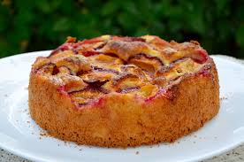 dessert aux quetsches recette gâteau brioché aux prunes la p tite cuisine de pauline