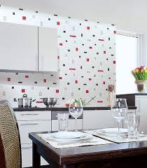 küchentapete stein tapete edem 584 26 vinyl tapete dekorative fliesen kacheln mosaik stein optik weiß schwarz grau rot