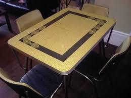 1950 Chrome Tables