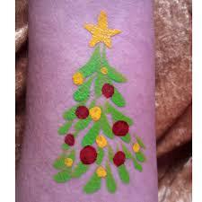 Foam Mosaic Art Christmas Tree Kit