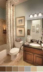 Baby Blue And Brown Bathroom Set by Best 25 Bathroom Color Schemes Ideas On Pinterest Spa Like