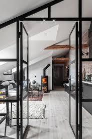 100 Brick Walls In Homes Cool Attic Apartment With Brick Walls 35 Sqm Photos