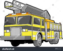 100 Fire Truck Clipart Yellow Great Free Clipart Silhouette Coloring