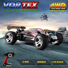WLtoys A959 2.4G Electric Rc Cars 50Km/H 4WD Shaft Drive Trucks High ... Distianert 112 4wd Electric Rc Car Monster Truck Rtr With 24ghz 110 Lil Devil 116 Scale High Speed Rock Crawler Remote Ruckus 2wd Brushless Avc Black 333gs02 118 Xknight 50kmh Imex Samurai Xf Short Course Volcano18 Scale Electric Monster Truck 4x4 Ready To Run Wltoys A969 Adventures G Made Gs01 Komodo Trail Hsp 9411188033 24ghz Off Road