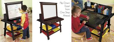 Toddler Easels U0026 Art Desks by Big Day Of Giveaways Tea Collection One Step Ahead Hanes