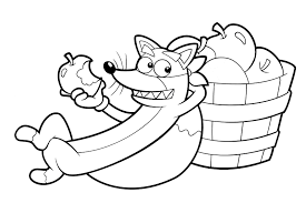 Dora Coloring Pages 023 024