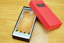 Edible Rice Cracker iPhone 5 Case — White Rabbit Express