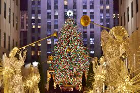 Rockefeller Plaza Christmas Tree Location by Rockefeller Center Curbed Ny