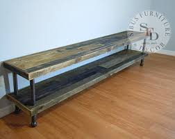 Reclaimed Wood Media Stand TV Centre Pallet By Sonofawoodcutter