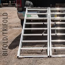 100 Truck Bed Ramp YUTRAX Loading S And Utility Trailers YUTRAX Bifold