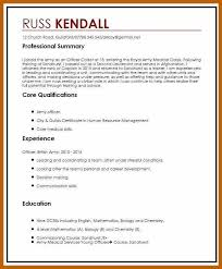 The Perfect Resume Examples