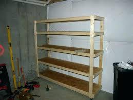 wood garage shelves u2013 venidami us