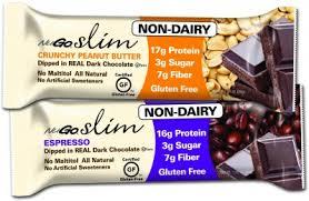 Non Dairy NuGO Slim Raffle
