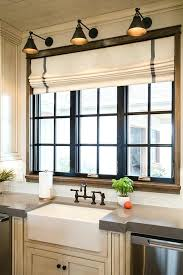 French Country Kitchen Curtains Ideas by Kitchen Curtains Pinterest Kitchen Cafe Curtain And Valance Beyond