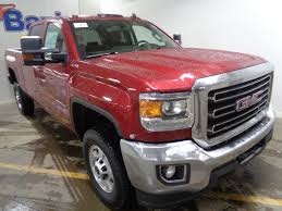 2018 New GMC Sierra 2500HD 4WD Crew Cab Standard Box SLE At Banks ... 2017 Gmc Sierra Vs Ram 1500 Compare Trucks Introduces New Offroad Subbrand With 2019 At4 The Drive At Western Buick Fort Quappelle Vehicles For Sale Raises The Bar Premium Pickup Yellowknife Future Cars Will Get A Bold Face Carscoops First Review Digital Trends Denali Reinvents Bed Video Roadshow