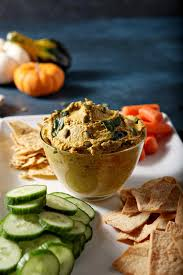 Pumpkin Hummus Recipe by Sage Pumpkin Hummus For Fall Entertaining The Speckled Palate