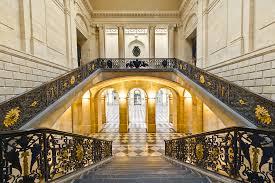 chambre des commerces de bordeaux escalier d honneur bordeaux palais de la bourse l espace de
