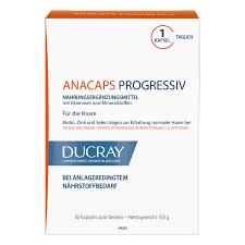 Ducray Anacaps Progressiv Kapseln 98g PZN 13348839 EBay