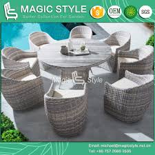 [Hot Item] Patio Rattan Dining Set With Ceramic Glass Garden Wicker Dining  Chair Outdoor Weaving Furniture Modern Wicker Furniture 9363 China 2017 New Style Black Color Outdoor Rattan Ding Outdoor Ding Chair Wicked Hbsch Rattan Chair W Armrest Cushion With Cover For Bohobistro Ica White Huma Armchair Expormim White Open Weave Teak Suma With Arms Natural Hot Item Rio Modern Comfortable Patio Hand Woven Sidney Bistro Synthetic Fniture Set Of Eight Chairs By Brge Mogsen At 1stdibs Wicker Derektime Design Great Ideas Warm Rest Nature